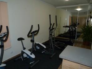 Безплатно ползване на фитнес зала