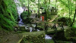 Големия тетевнски водопад