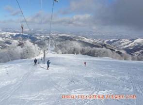 Ски - писта Беклемето
